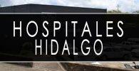 issste Hidalgo hospitales y clinicas