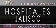 issste Jalisco hospitales y clinicas