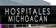 issste Michoacán hospitales y clinicas