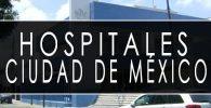 issste cdmx hospitales y clinicas